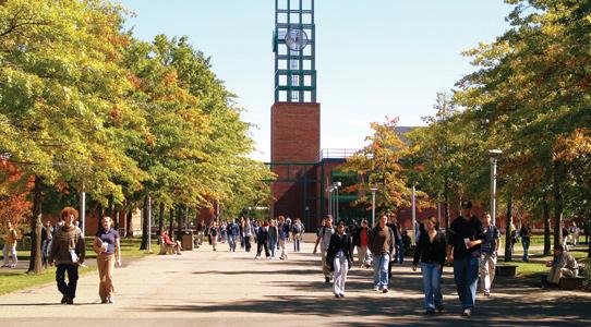 艾德菲大学 Adelphi University