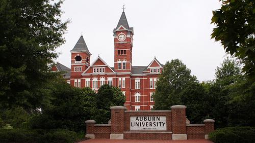 奥本大学Auburn University