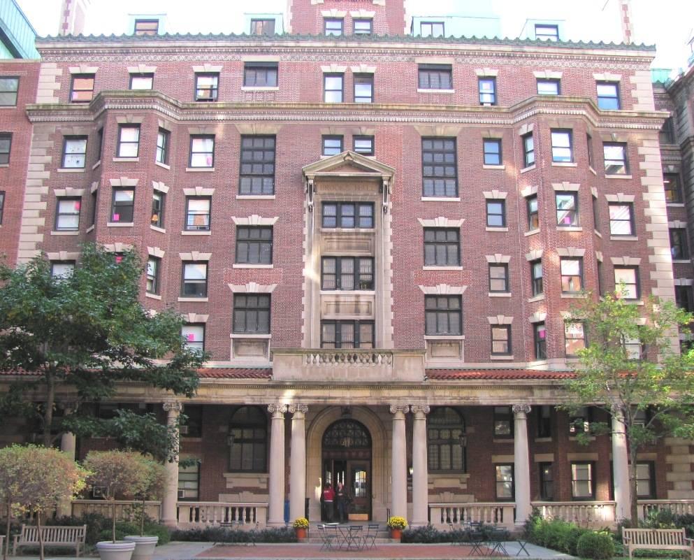 巴纳德学院 Barnard College
