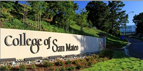 SAN MATEO COLLEGES圣马特奥联合学院