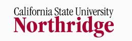 加州州立大学北岭分校 California State University-Northridge (CSU)