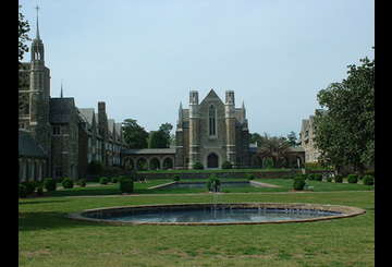 贝里学院 Berry College