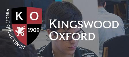 Kingswood Oxford School |  国王沃德牛津中学