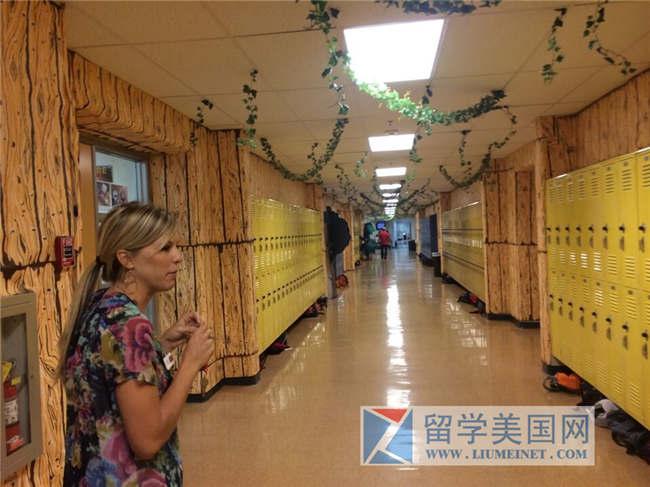 橘郡路德高中 南加州最优秀的高中之一 美国留学 美国高中留学 美国本图片